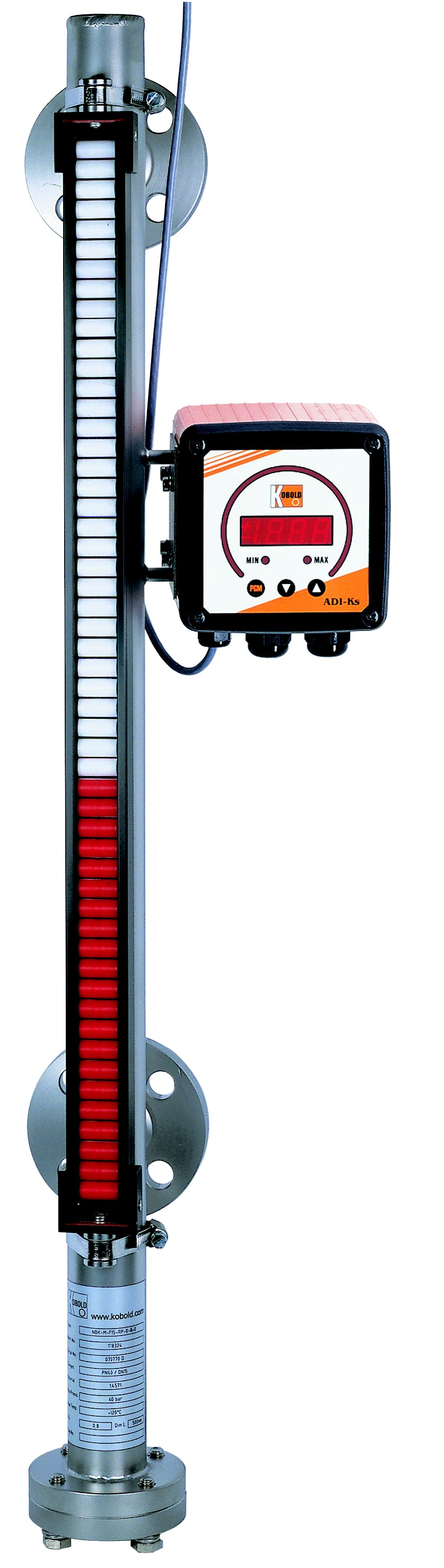 NBK: magnetic level gauge