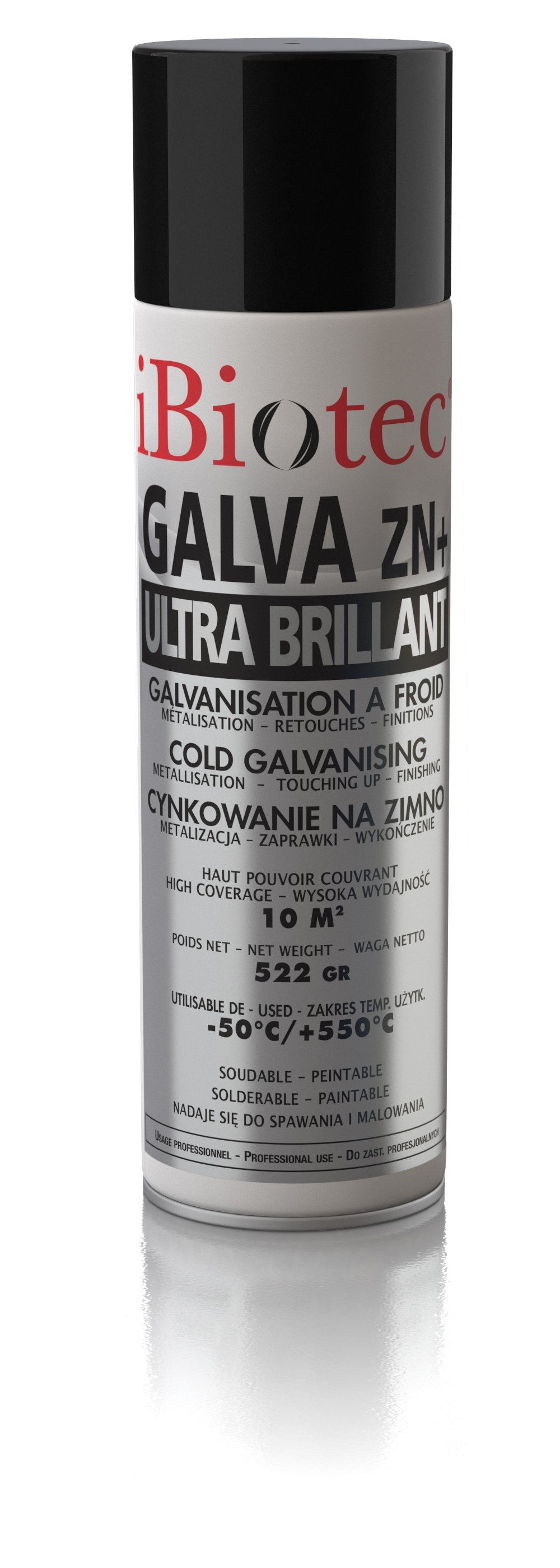 GALVA ZN+  Ultra Gloss