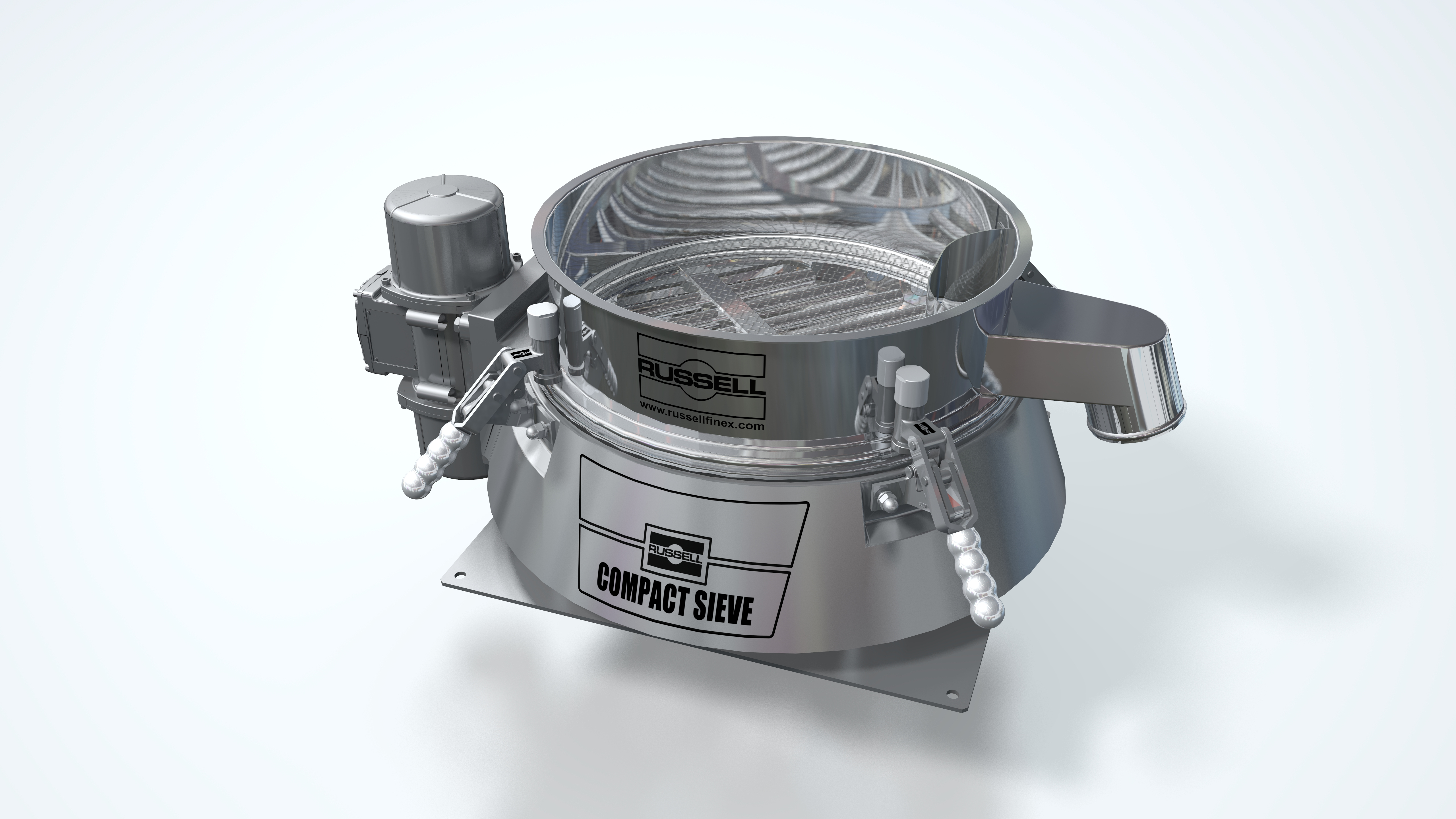Tamiseur vibrant Russell Compact Sieve®