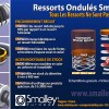 Ressorts ondulés Smalley1