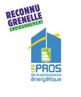 Logo Pros de la performance énergétique