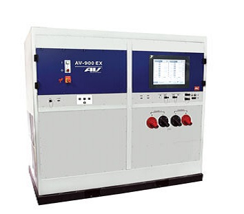AV-900 EX - Power cycling and test system for Battery high power